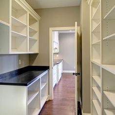 Pantry Shelving Design Ideas, Pictures, Remodel, and Decor - page 14