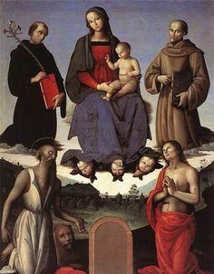 Il Perugin 1448-1523