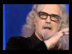 Billy Connelly, on last Parkinson show, I love this guy, off course he is Scottish and extremely funny :)
