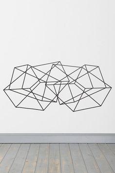 Geometric Wall Decal