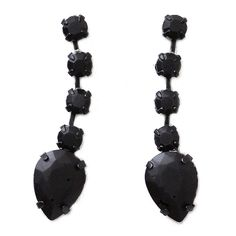 Pair these earrings with the Sweet Revenge Necklace and take on your frenemies in style.