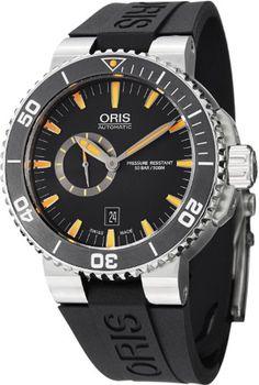 Oris Mens Automatic Rubber watch #01 743 7673 4159-07 4 26 34EB Oris http://www.amazon.ca/dp/B00DESZ0XC/ref=cm_sw_r_pi_dp_zzBPub0GETC57