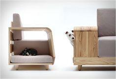 DOG HOUSE SOFA | BY SEUNGJI MUN