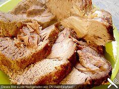 Salzbraten, ein schmackhaftes Rezept aus der Kategorie Braten. Bewertungen: 90. Durchschnitt: Ø 4,5.