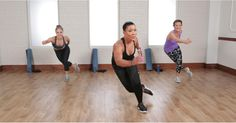 It's time to break a sweat! This workout from celebrity trainer Je… It's time to break a sweat! This workout from celebrity trainer Jeanette Jenkins, who trains Pink and Alicia Keys, will help you burn up to 500 Youtube Workout, Abs Workout Video, Kickboxing Workout, Gym Workout For Beginners, Popsugar Fitness Videos, 45 Minute Workout, Burn 500 Calories, Calorie Burning Workouts, Cardio Boxing