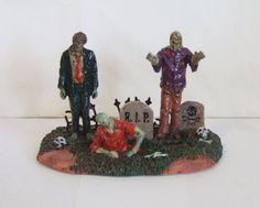 Lemax Halloween Spooky Town Village Accessory The Dead Return #53238 NIB (OR1)