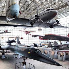 The Museum of Flight in Seattle, WA
