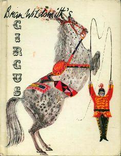 Circus by Brian Wildsmith c.1970