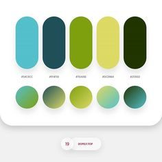 7315 likes, 45 comments - Color Palette Roundup 3 By - Dopely Colors 15 Palettes Color, Flat Color Palette, Colour Pallette, Colour Schemes, Color Patterns, Logo Color Combinations, Ui Color, Gradient Color, Web Design