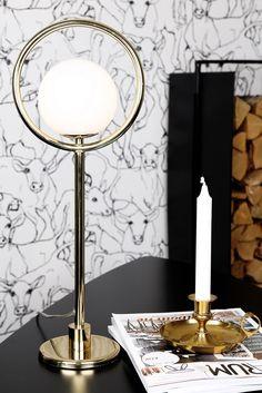 Saint bordslampa från Globen Lighting hos ConfidentLiving.se