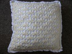 All Things Creative 4 Ply Yarn, Daisy, Cushions, Throw Pillows, Crochet, Cover, Creative, Toss Pillows, Toss Pillows