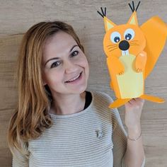 Animal Crafts For Kids, Paper Crafts For Kids, Toddler Crafts, Diy For Kids, Crafts To Make, Easy Crafts, Welcome To Preschool, Magic Crafts, Circle Crafts