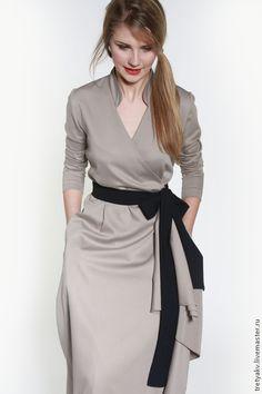 шифоновое платье с запахом - Поиск в Google
