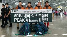 NEPA EXTREME TEAM 2014 PEAK4Q EXPEDITION