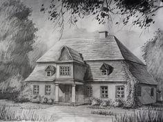 polish+manor+house+by+baStkk.deviantart.com+on+@DeviantArt
