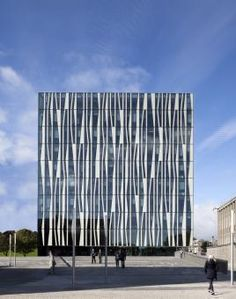 University of Aberdeen New Library  by Schmidt Hammer Lassen