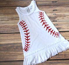 Baseball dress for kids
