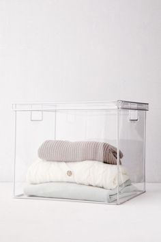 Looker Sweater Storage Box | Urban Outfitters Canada