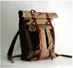 Camper Satchel Backpack