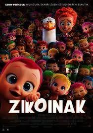 Resultado de imagen de zikoinak dvd