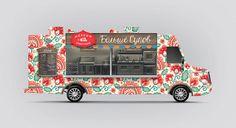 7 Ingenious Food Truck Designs