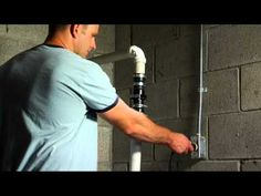 Sump Pump Installation Instructions in 4 Steps! A Remedy for Your Basement! Plumbing Installation, Sump Pump, Science And Nature, Holidays And Events, Illustrations Posters, Health Fitness, Geek Stuff, Pumps, Installation Instructions