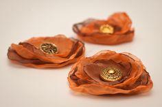 Idee fai da te :: Tutorial per i fiori in tessuto