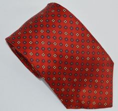 "NEW+CARRICI+Mens+Red+Polka+Dot+Classic+Skinny+Necktie+Tie+57""+X+3-1/4""+#Carrici+#NeckTie"