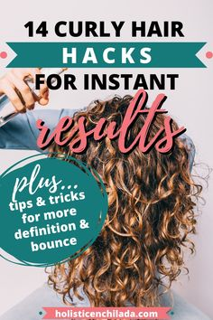 The Best Curly Hair Hacks -14 Hacks for Wavy & Curly Hair