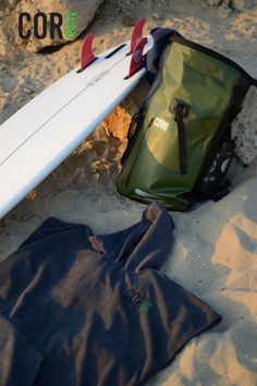 We are a family owned company of surfers and paddle boarders who make surf accessories with you in mind. Our gear is great for surfers and outdoor adventurers.