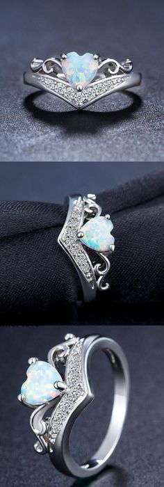 Marquise Bleu Australian Fire Opal Inlay Argent sterling Eternity Ring