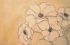 Image result for large flower paintings