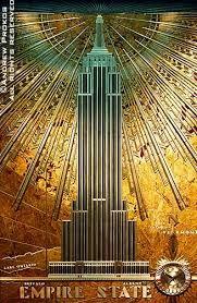 Happy New Year! Art Deco…New York City!