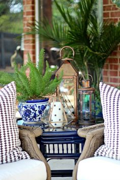 Fall Home Tour ||  Dimples and Tangles