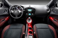 Nissan Juke interior