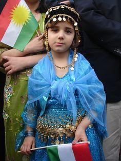 Kurdish kid