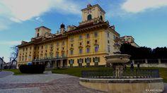 Esterhazy Palace, Eisenstadt, Austria Austria, Palace, Mansions, House Styles, Photography, Home Decor, Photograph, Decoration Home, Manor Houses