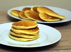 Placki z kaszy manny – Bullio Pancakes, Breakfast, Food, Pizza, Morning Coffee, Essen, Pancake, Meals, Yemek