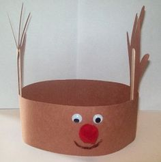 Reindeer costume for holiday party.