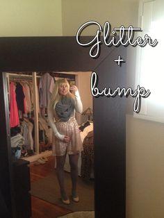 Pregnant fashion + emotional support
