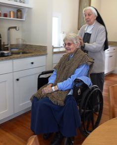 Sr. Catherine Louise celebrates her 99th birthday!