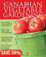 BOOK: Complete Guide to Canadian Vegetable Gardening