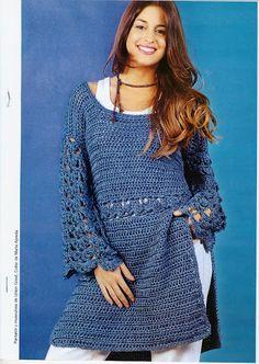 Estilo Crochet Otoño-Invierno 2008 11 - Alejandra Franco-Tejedora - Picasa Web Albums