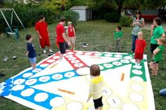 My Cup Overflows: Life-sized Trouble Game. Youth Group Games, Youth Activities, Family Games, Activity Games, Summer Activities, Fun Games, Games For Kids, Party Games, Youth Groups