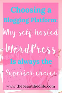 Choosing a blogging platform is one juicy topic; every blogger has an option. But let's get real - there is no right answer. There are better choices though. Wordpress vs. Squarespace? WordPress Vs. Wix? So many blogging platforms to choose from