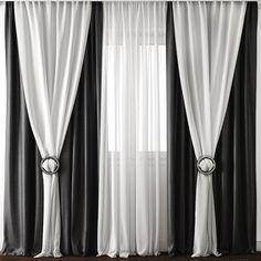 58 meilleures images du tableau Rideaux | Lounges, Beautiful ...