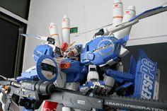 LED G's G-System 1/35 Ex-S Gundam: PhotoReview No.33 Hi Resolution Images | GUNJAP