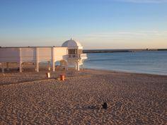 Cádiz, Playa de la Caleta