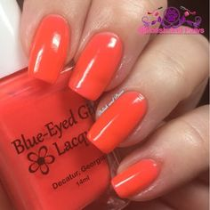 Blue-Eyed Girl Lacquer Leave the Sun Behind Me Collection (partial)