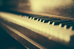 Old Piano Keys Vintage Wood Rustic - Public Domain Images | Free Stock Photos